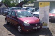 Renault Clio 1.4 16v Privilege Auto