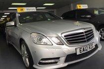 Mercedes E Class E220 CDI BLUEEFFICIENCY S/S SPORT