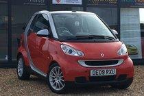 Smart ForTwo cabrio passion 71bhp