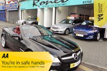 Mercedes SL SL 350 2011 PANORAMIC SUNROOF, JUST SERVICED, STUNNING EXAMPLE