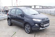 Ford Eco TITANIUM TDCI #FINANCEAVAILABLE