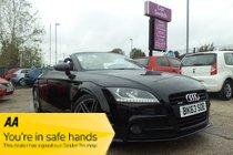 Audi TT TDI QUATTRO BLACK EDITION