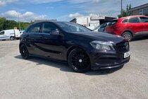 Mercedes A Class A180 CDI BLUEEFFICIENCY AMG SPORT