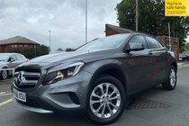 Mercedes GL Class GLA 200 SE EXECUTIVE used car in Mountain Grey Metallic