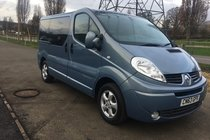 Renault Trafic SL27 SPORT DCI