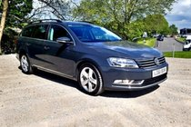 Volkswagen Passat SE TDI BLUEMOTION TECHNOLOGY #Estate #FinanceAvailable