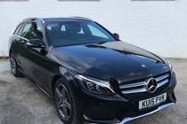 Mercedes C Class 2.1 C250 CDI BlueTEC AMG Line (Premium Plus) 7G-Tronic Plus 5dr FULL HISTORY , GREAT CONDITION