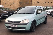 Vauxhall Corsa COMFORT 1.4 16V AUTOMATIC 3DR