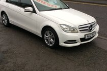 Mercedes C Class C 220 CDI BlueEFFICIENCY SE BUY NO DEP & FROM £52 A WEEK T&C