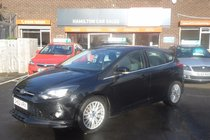 Ford Focus 1.6 ECOBOOST ZETEC S 180PS