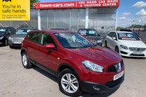 Nissan Qashqai ACENTA 25306 MILES FULL SERVICE HISTORY CRUISE CONTROL 17