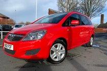 Vauxhall Zafira EXCLUSIV