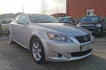 Lexus IS 220D SE 4dr Manual