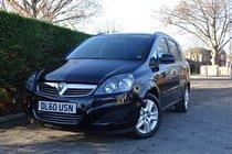 Vauxhall Zafira EXCLUSIV 1.8 140PS