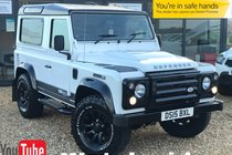 Land Rover Defender TD COUNTY STATION WAGON
