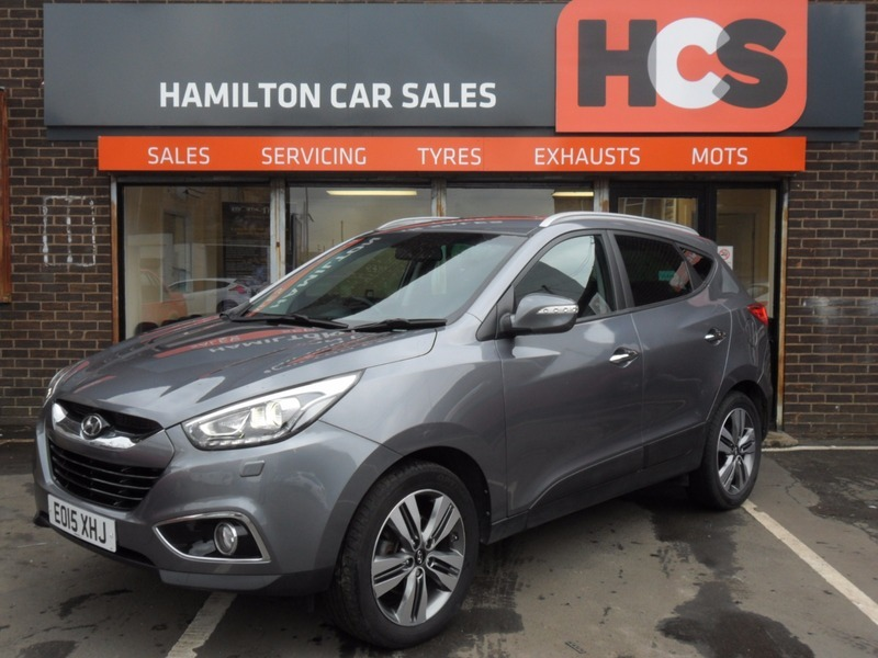 hyundai ix35 1 7 crdi 2wd premium hamilton car sales. Black Bedroom Furniture Sets. Home Design Ideas