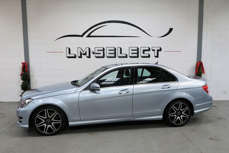 Mercedes C Class C350 CDI BLUEEFFICIENCY AMG SPORT PLUS | LM Select Limited