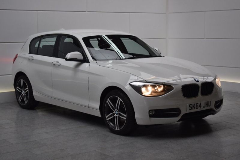 bmw 1 series 1 6 116i sport turbo 5dr start stop rdm. Black Bedroom Furniture Sets. Home Design Ideas