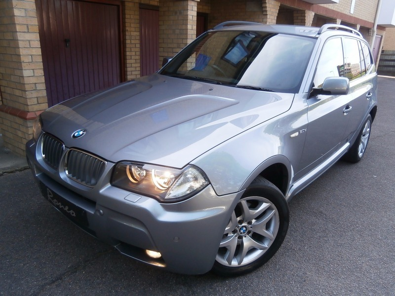 bmw x3 m sport auto 1 former keeper 2007 roneo prestige cars. Black Bedroom Furniture Sets. Home Design Ideas