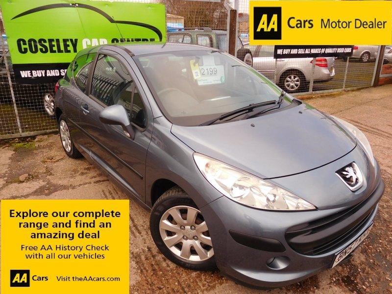 Peugeot 207 1.4 HDi 70 S **ONLY £30 A YREAR ROAD TAX** | Coseley Car ...