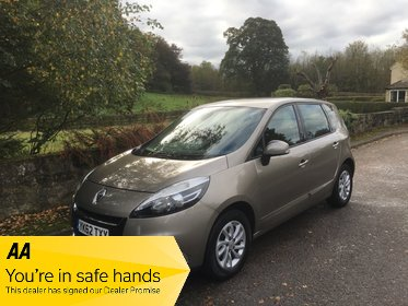 Renault Scenic DYNAMIQUE TOMTOM ENERGY TCE S/S