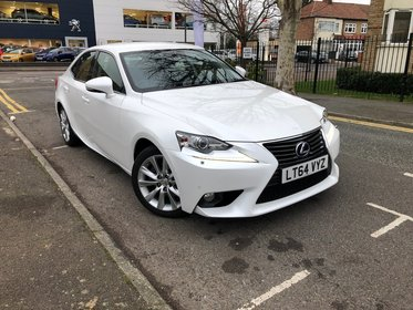Lexus IS 300H EXECUTIVE EDITION.2 Keys+SatNav+Leather+Cruise