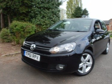 Volkswagen Golf TDi 1.6 TDI BLUEMOTION 105PS
