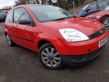 Ford Fiesta 1.25I FINESSE