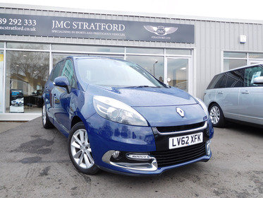 Renault Scenic 1.5 DCI 110 Dynamique Luxe TomTom LOW RATE FINANCE AT 6.9% APR Representative