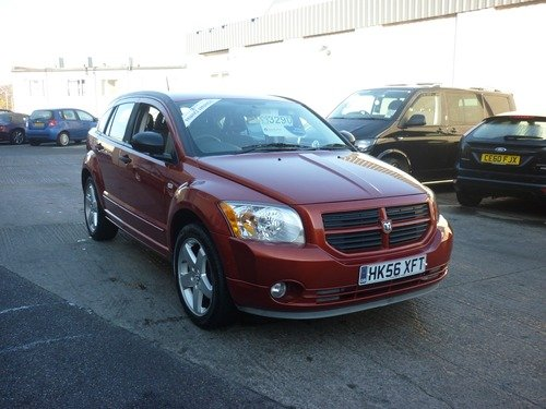 Dodge Caliber 2.0 CVT SXT SPORT Auto Finance Available