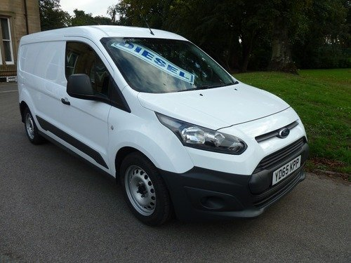 Ford Connect 1.6 CDTI 95PS L2 T210