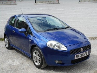 Fiat Punto 1.4 16v Active Sport 3dr FULL HISTORY , GREAT CONDITION