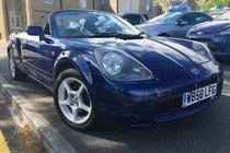Toyota MR2 ROADSTER 1.8 VVTI