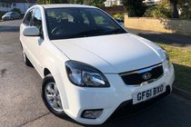 Kia Rio 1.4 DOMINO-HPI CLEAR-NEW MOT/SERVICED