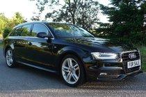 Audi A4 AVANT TDI S LINE (Black) 2015/15