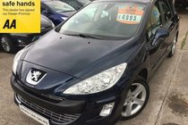 Peugeot 308 1.6 HDI 110 Sport LOW MILES FSH PX WELCOME FINANCE AVAILABLE