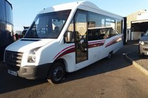 Volkswagen Crafter CR50 LWB C/C 109TDI DAY