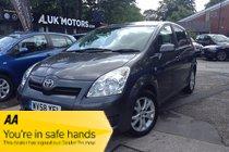 Toyota Corolla VERSO VVT-I SR FROM £50.50 PER MONTH