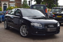 Audi A4 S LINE TDI SPECIAL EDITION