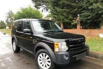 Land Rover Discovery TDV6 SE DVD PLAYER 7 SEATER