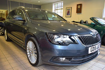 Skoda Superb LAURIN AND KLEMENT TDI CR DSG