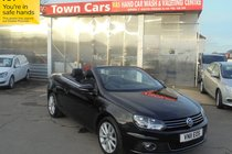 Volkswagen Eos SE TDI BLUEMOTION TECHNOLOGY