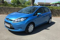 Ford Fiesta ECONETIC TDCI
