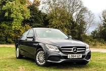 Mercedes C Class 1.6 C200 CDI BlueTEC SE Executive (s/s) 4dr Free 15 Months Gold Warranty