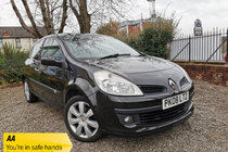 Renault Clio 1.2 DYNAMIQUE S 16V Turbo 3dr MANUAL