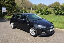 Vauxhall Astra EXCITE BLUETOOTH AIR CONDITIONING CRUISE CONTROL FULL VAUXHALL SERVICE HISTORY