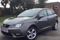 SEAT Ibiza TOCA 1.4 16v 5 Door Petrol