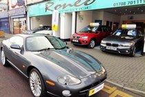 Jaguar XK8 COUPE AUTO, STUNNING CAR!  PETROL,ULEZ EXEMPT FSH