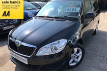 Skoda Fabia SE TDI CR ONLY 66,000 FSH VERY CLEAN EXAMPLE FINANCE AVAILABLE PX WELCOME