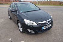 Vauxhall Astra ELITE CDTI - FULL MOT - 8x SERVICE STAMPS - 38K